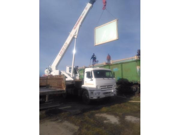 Грузовой терминал в Севастополе - приём и отправка грузов ж. д.