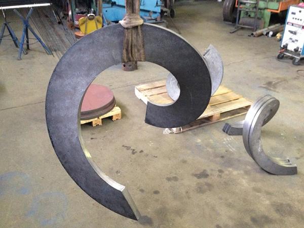 Шнеки производство Витков и Спиралей Шнека 