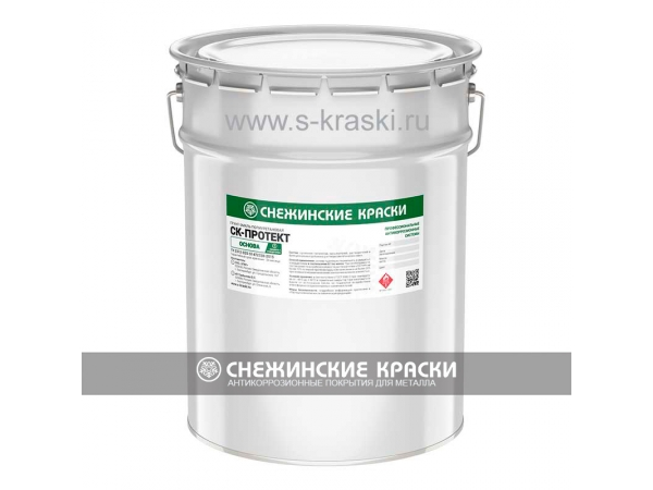 СК-Протект - антикоррозионное покрытие металлоконструкций, резервуаров