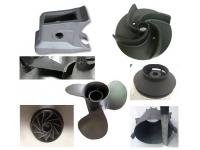 Изготавливаем отливки и детали из алюминия, стали.
