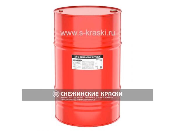 Мастикор - антикоррозионное покрытие для подземных трубопроводов, резе