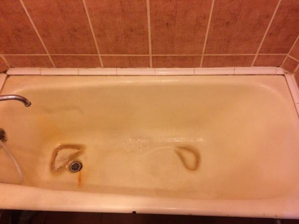 реставрация ванн, реставрация жидким акрилом