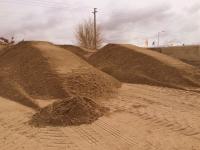 Поставка песка по оптимально низким ценам