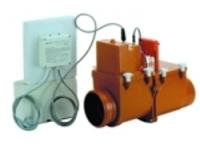 HL710.2EPC Канализационный затвор с электроприводом DN110