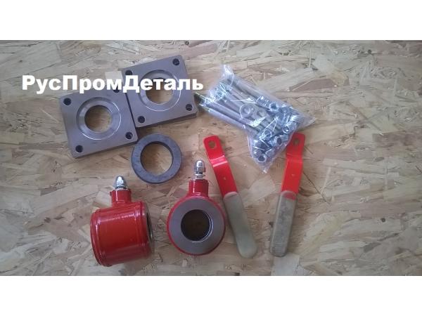 Кран шаровой КШЦМФ ДУ50
