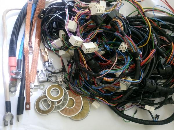 Клеммы,наконечники,колодки,гофра,ТУТ,ПГВА провод,электропроводка,жгуты