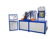 Автоматизированный стенд для испытания и регулировки топливных насосов