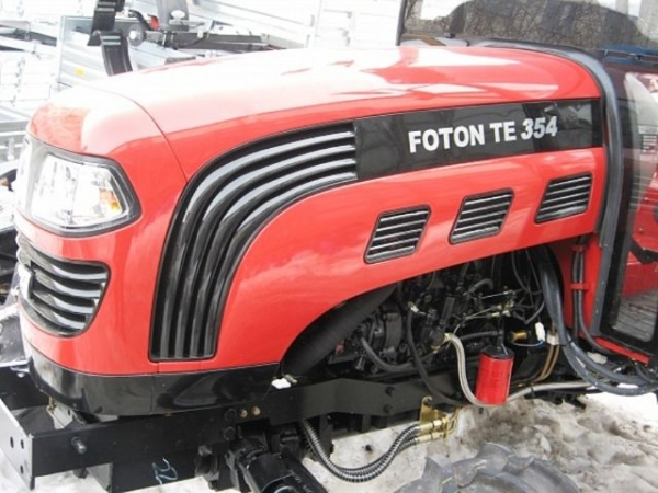 Минитрактор Foton TB-354 4WD