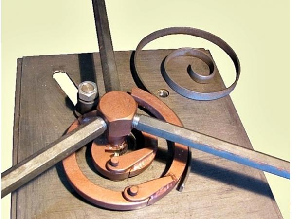 Улитка - оснастка для холодной ковки металла