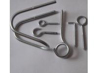Производство винтов и шурупов:кольцо, полукольцо, костыль, качельный.