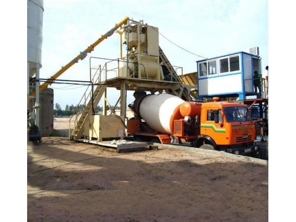 Производим БРУ (бетонный завод)