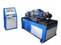 Автоматизированный стенд для испытания масляного насоса дизеля ПД1М СТ