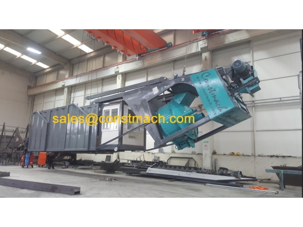 Constmach  бетонный завод Компакт 60 м3/час