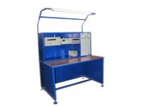 Стенд для проведения испытаний электрических аппаратов тепловозов СТ.4