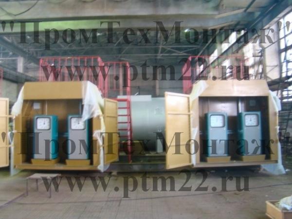 Контейнерная, блочная, модульная насосная станция/установка