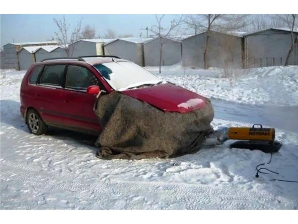 Отогрев и запуск авто на месте в Красноярске. Оперативно!