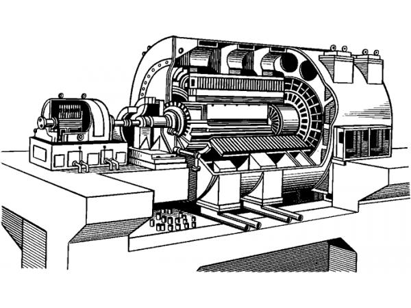Куплю б/у Турбогенератор мощностью 30 МВт