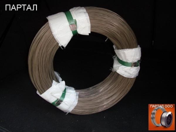 Сварочная проволока ПАНЧ-11 диаметр 3,0 мм Форма выпуска – бухта