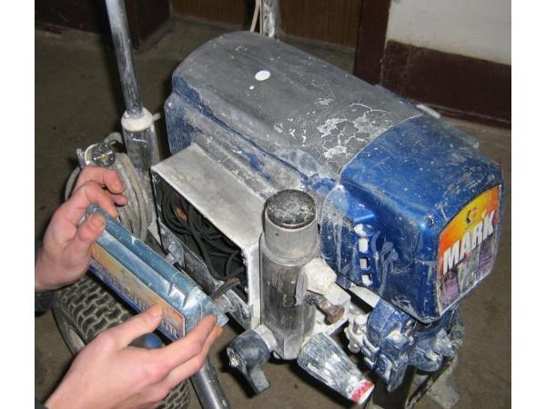 Сервис и ремонт оборудования GRACO
