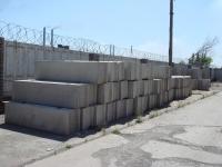 Фундаментный блок стеновой (ФБС)
