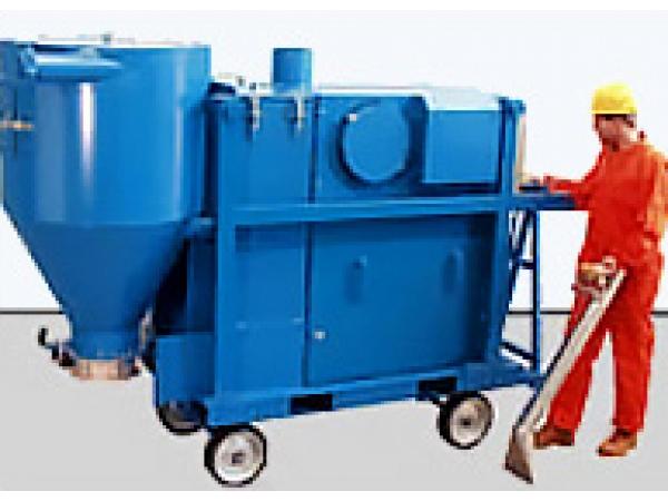 Вакуумный агрегат для сбора отходов и просыпей Wieland S-3