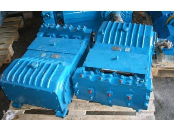 Агрегат трехплунжерный КО-514 25.00.000 для водоканалов, плунжер КО-51