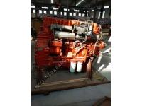 Двигатель метановый Yuchai YC6K400N-50 (YC6K1340N-50) на КамАЗ, Урал.