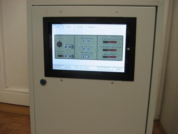 Комплект автоматики АРС-3 для сушильной камеры и поддержка специалиста
