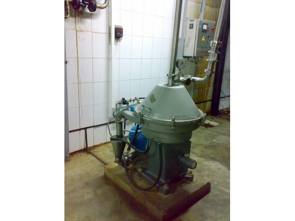 Сепаратор - молокоочиститель А1-ОЦМ-10