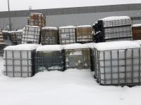 Продам кубы для хозяйственных нужд