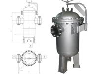 Фильтр сетчатый для трубопровода ФС-1, ФС-2, ФС-3, ФС-4, ФС-5, ФС-6