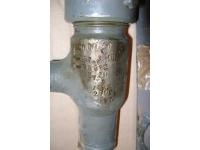 Клапан регулирующий КДУ 20  (ручной)