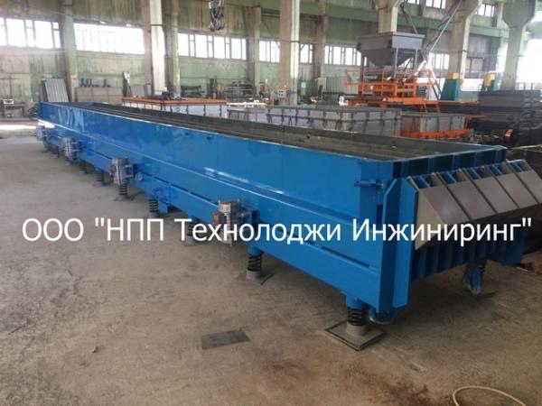 Металлоформы опор СВ-110. Вибро+электропрогрев. Термоэлектроформы.