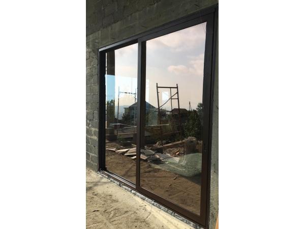 Алюминиевые двери Alumil S560