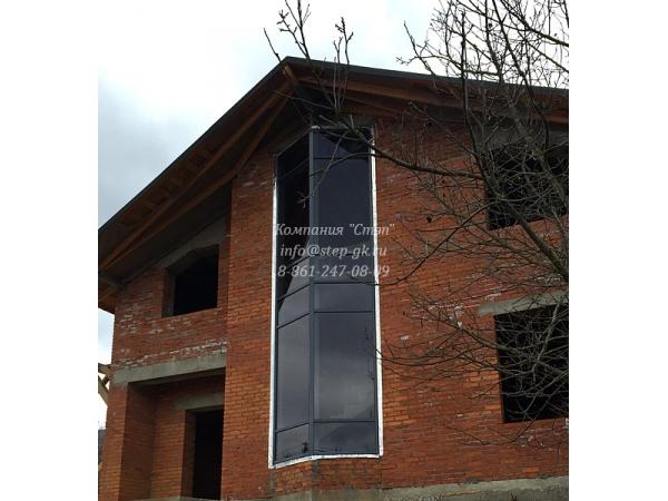 Алюминиевые фасады зданий