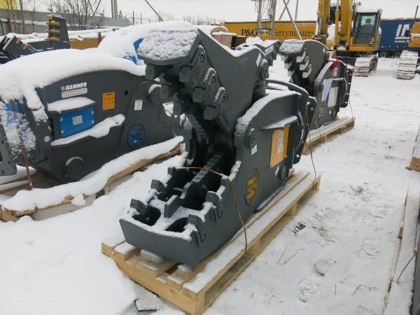 Ножницы вращающиеся Mustang RH16 бетонолом на экскаватор, Новые