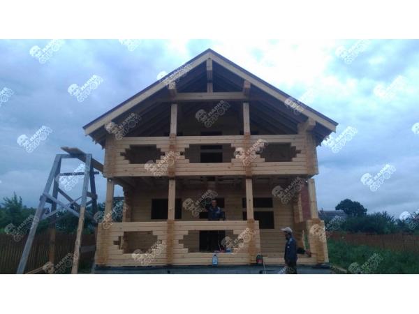 Производим и строим деревянные дома, бани