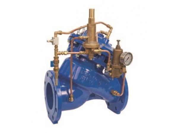 Регуляторы давления воды, регулирующие клапаны ИНОТЭК КАРД-400