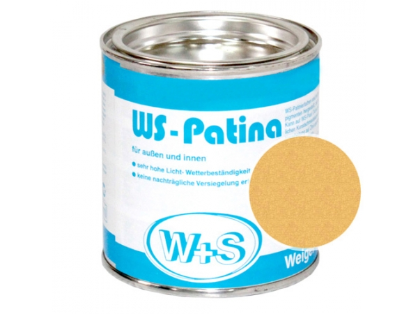 Патина золото для металла WS-patina