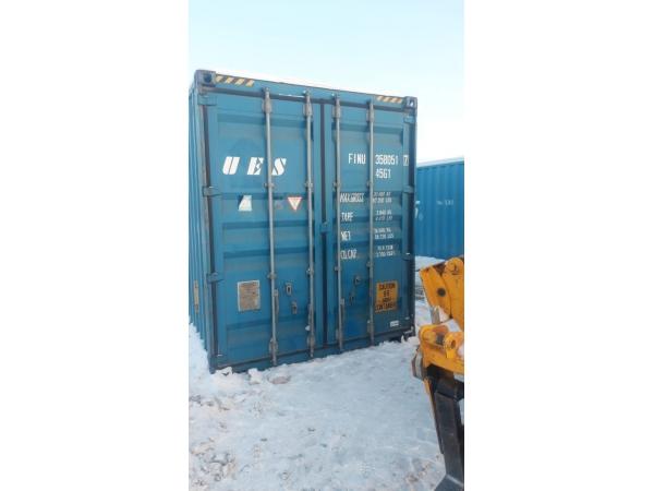 Продается контейнер 40 футов HC б/у