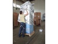 Фольгированная барьерная пленка для упаковки оборудования