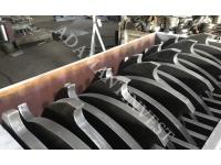 Изготовление производственных шредеров одновальные (измельчители)