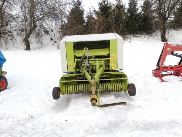 Пресс-подборщик рулонный Claas (Клаас) Rollant 250