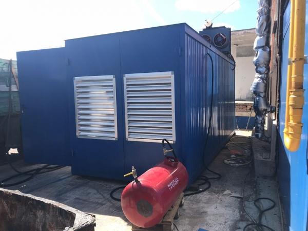 Газовый генератор 200 кВт, АГП-200, АГ-200, ЭГП-200, ГПУ-200, ГПЭС-200