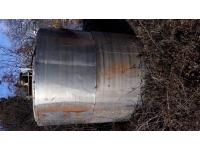 Емкость из нержавеющей стали (термос Я1 ОСВ ) 6,3 м3, реактор.