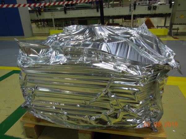 Металлизированная барьерная пленка EQ-PACK 220 1315мм Производитель!