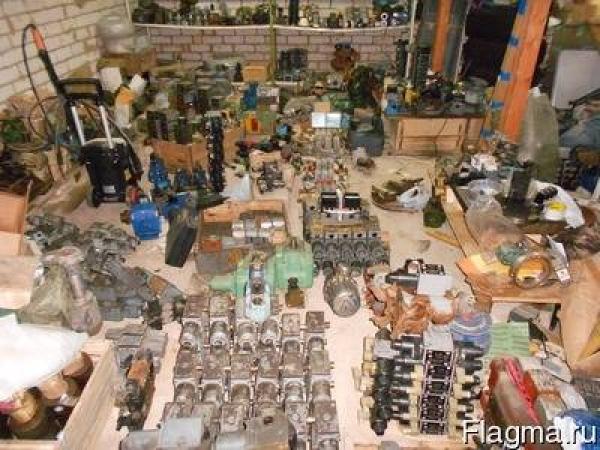 Куплю тельферы (Болгария),электродвигатели до 11квт.