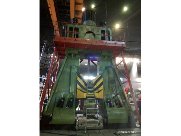 Модернизация паровоздушных молотов в гидравлические
