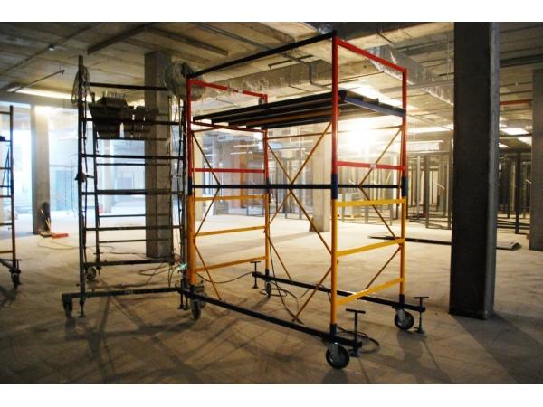 Вышка тура строительная ПСРВ 7.5, 21, 22, аренда, доставка в Тюмени