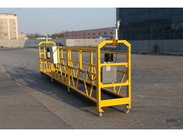 Аренда фасадного подъемника ZLP 630 (люльки) в Тюмени, доставка